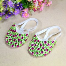 Belly dance accessories indian sexy diamond bellydance shoes practice oriental props for belly dancing