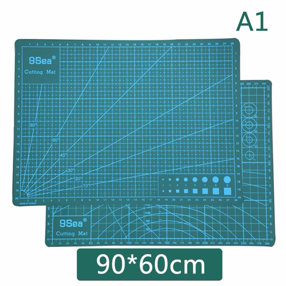 1 Pc/Lot Durable Double Sided A1 60cmX90cm Cutting Pad & Cutting Mat for DIY Tool & Office Supply & Stationery