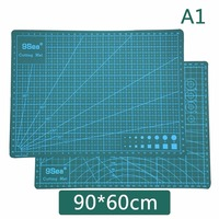 1 Pc Lot Durable Double Sided A1 60cmX90cm Cutting Pad Cutting Mat For DIY Tool Office