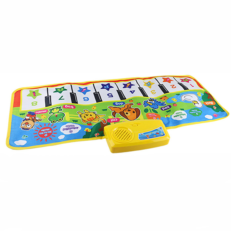 New-Great-Education-Learning-Toy-Touch-Play-Keyboard-Musical-Music-Singing-Gym-Carpet-Mat-Best-Kids-Baby-Gift-Drop-Shipping-1