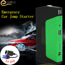 Newest Mini High Capacity Portable Power Bank LED Lighter Emergency Starting Device For IPhone For Samsung etc.