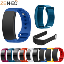 Sports Silicone Strap For Samsung Gear Fit 2 Pro Watch Band wristbands bracelet straps for Samsung Gear Fit 2 SM-R360 Watchband смарт часы samsung galaxy gear fit 2 sm r360 розовый sm r3600ziaser