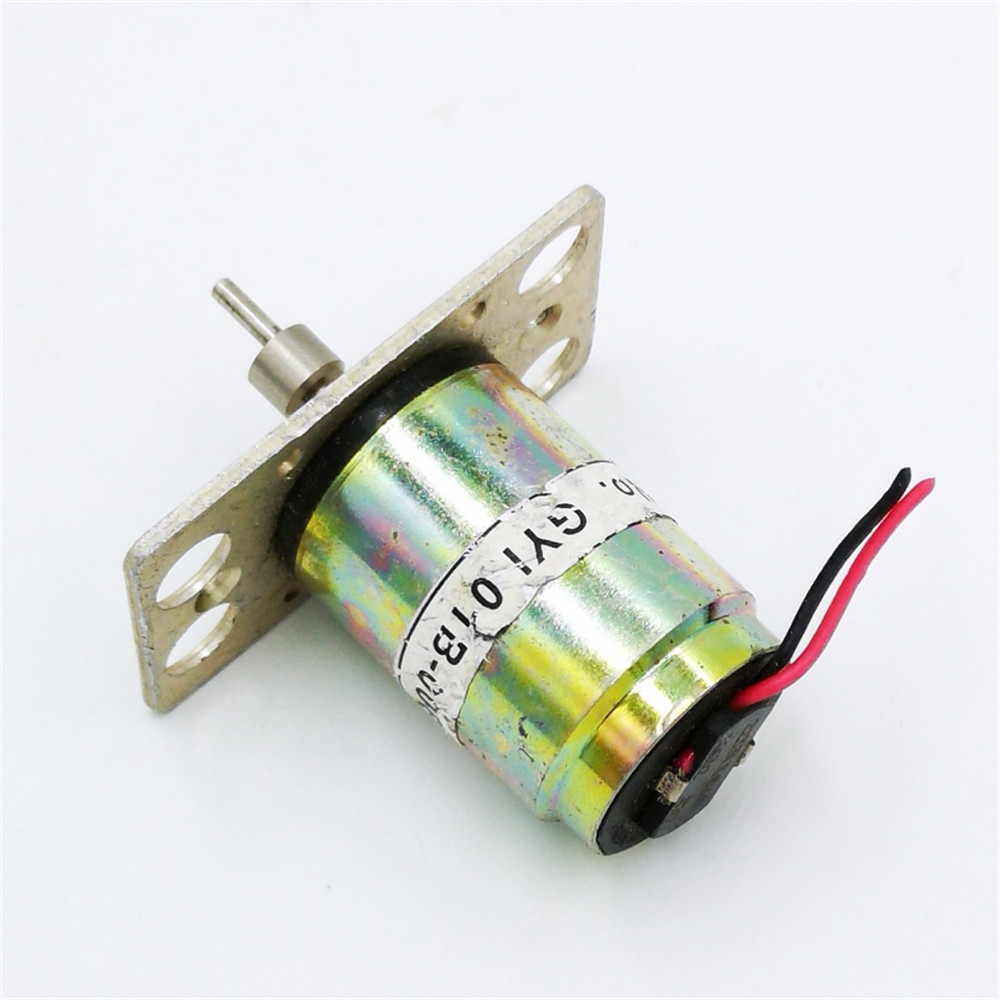 Used DC 3V Faulhaber 1624T002S 16mm High Speed DC Coreless Gear Motor