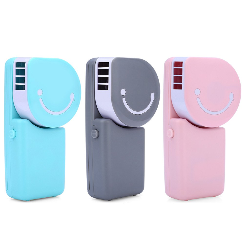 Mini Portable <font><b>Air</b></font> <font><b>Condition</b></font> <font><b>USB</b></font> <font><b>Rechargeable</b></font> <font><b>Water</b></font> <font><b>Cooling</b></font> <font><b>Fan</b></font> With 90 Degrees Rotation Adjustment Design