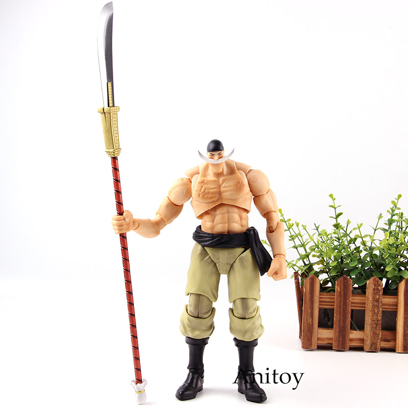Variable Action Heroes Action Figure One Piece Edward Newgate PVC One Piece Whitebeard Toy Collection Model Toys one piece whitebeard edward newgate cosplay costume whitebeard one piece cosplay for sale