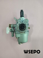 OEM Quality! Float Typ Carburetor for 1E40F 5 2 Stroke 43CC 1.25KW Air Cooled Gasoline Brush cutter/Trimmer Engine