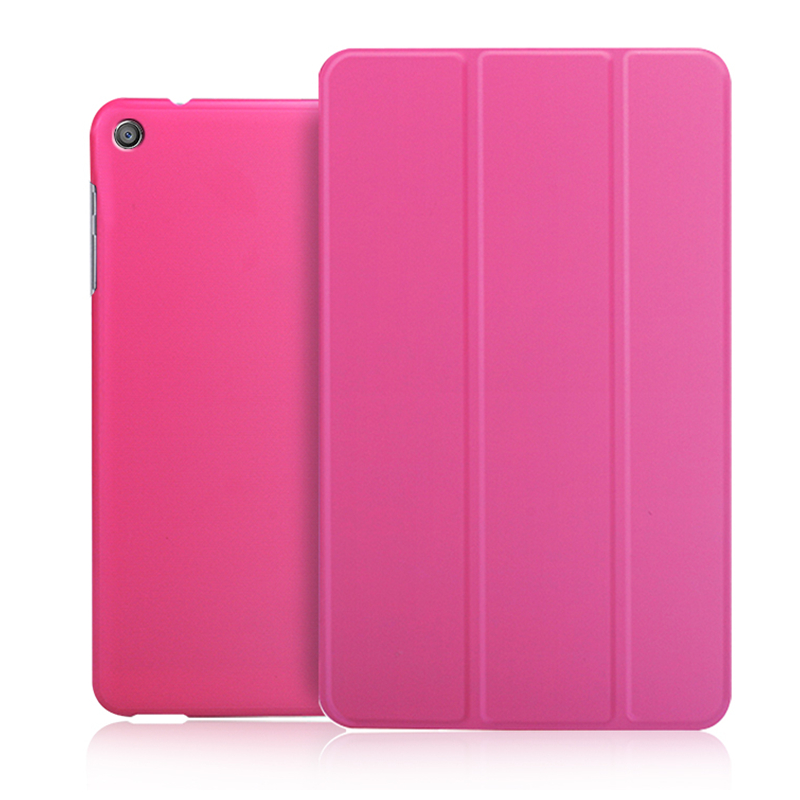 Cover Case For Huawei Mediapad T1 T1-701W T1-701U PU Leather Tablet Stand Cover For Huawei Mediapad 7.0 Inch Para+Film +Pen