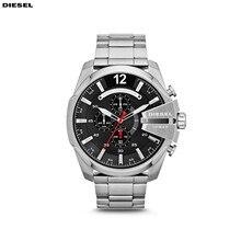 Наручные часы Diesel DZ4308 мужские с кварцевым хронографом на браслете