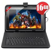 Free Shipping Boda 2016 Tablet PC 10 Octa Core 16G/32G ANDROID 5.1 Lollipop TABLET PC PAD TAB Bluetooth HDMI Keyboard as gift