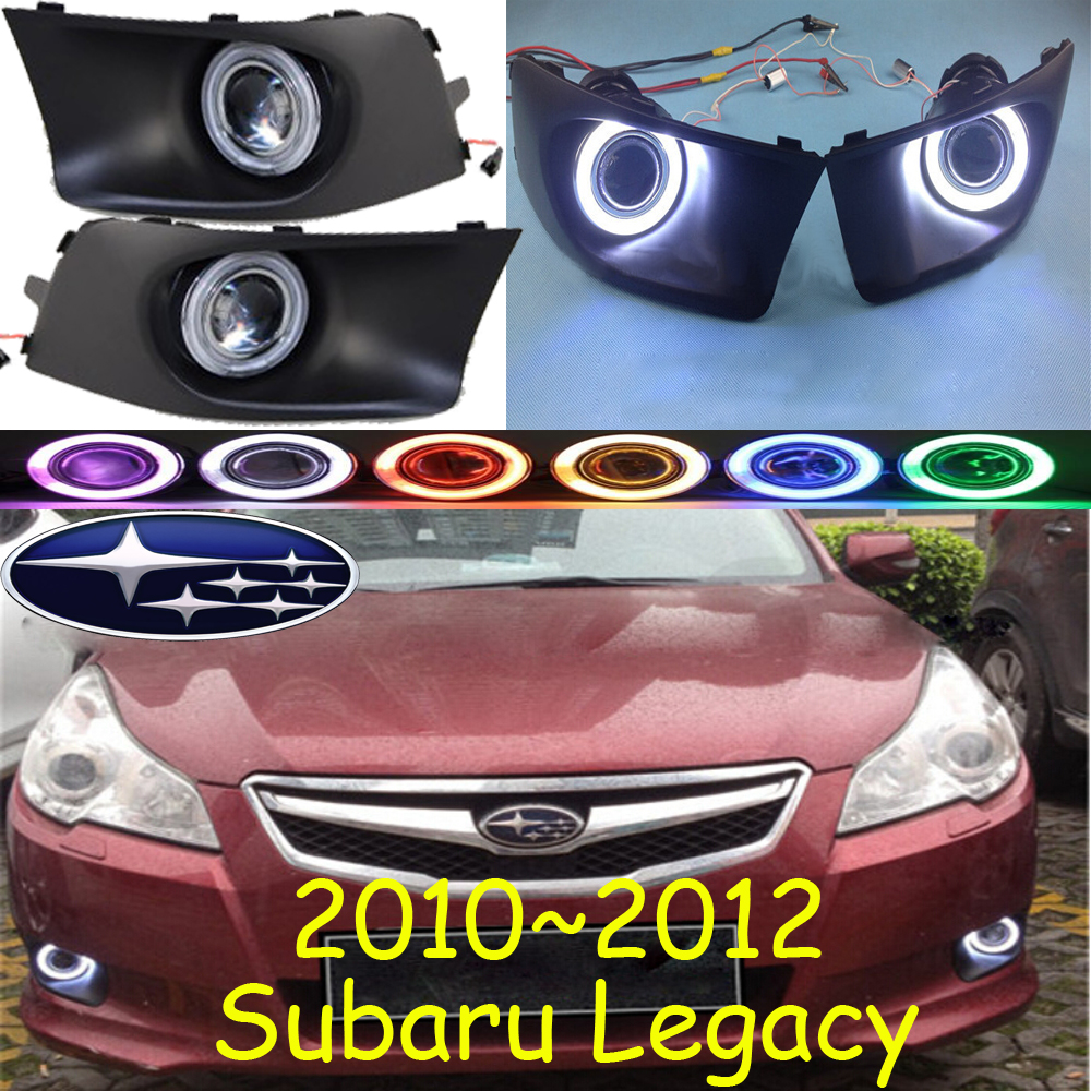 LEGACY fog light 2010~2012 Free ship!LEGACY daytime light,2ps/set+wire ON/OFF:Halogen/HID XENON+Ballast,LEGACY our legacy куртка