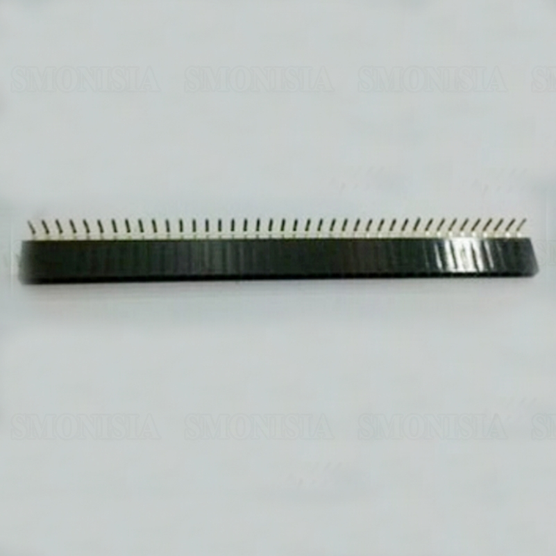 Single Row Female Header Socket 2.0mm Spacing 90 Degree Elbow Pins 1*40P  yemane kahsay intra row spacing and variety effects on onion at aksum ethiopia