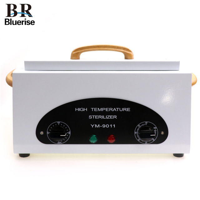 Bluerise Autoclave Sterilizer For Nail Salon 300w High Temperature Machine Cabinet Beauty Spa