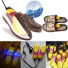 Dry shoes running shoes sterilization warm shoe baking equipment voilet light dryer foot Deodorant heater EU Plug