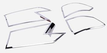 Dedykowane do 2015-2018 dla Honda Odyssey tylna lampa odcień z tyłu rama lampy tylne światło akcesoria dekoracyjne