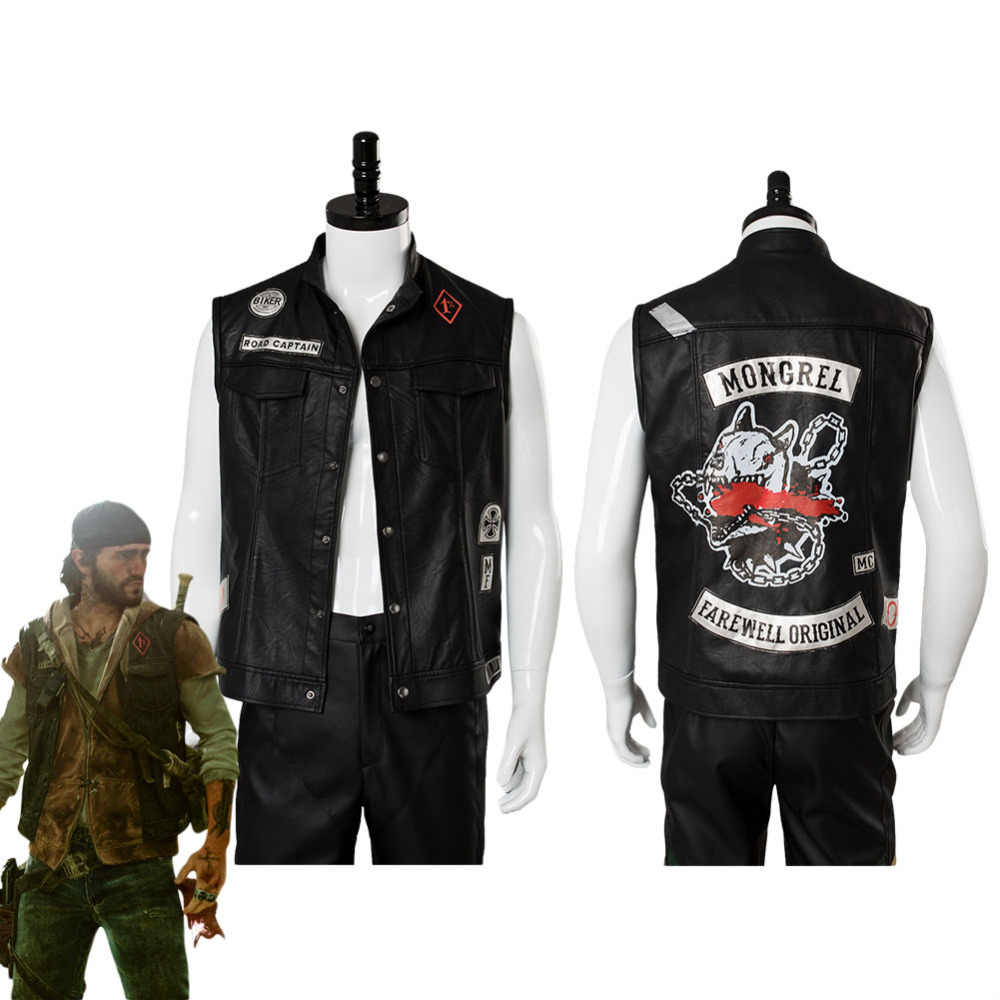 New Days Gone Mongrel Mc Motorcycle Ride The Broken Road