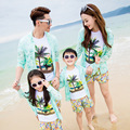 2017 Summer Children's Sun Protection Clothing UV Baby Family Fitted Coat Wild Sun Protection Clothing Family Matching Outfit