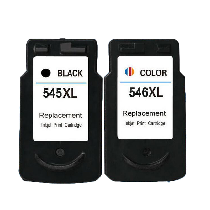 PG-545 CL-546 Ink Cartridge For Canon PG545 CL546 PIXMA IP2880 IP2850 MG2400 MG2450 MG2500 MG2550 MG2580 MG2950 MX495 1 Set