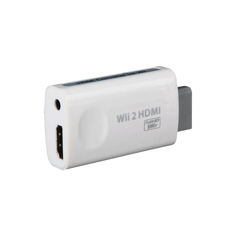 Wii to HDMI Adapter