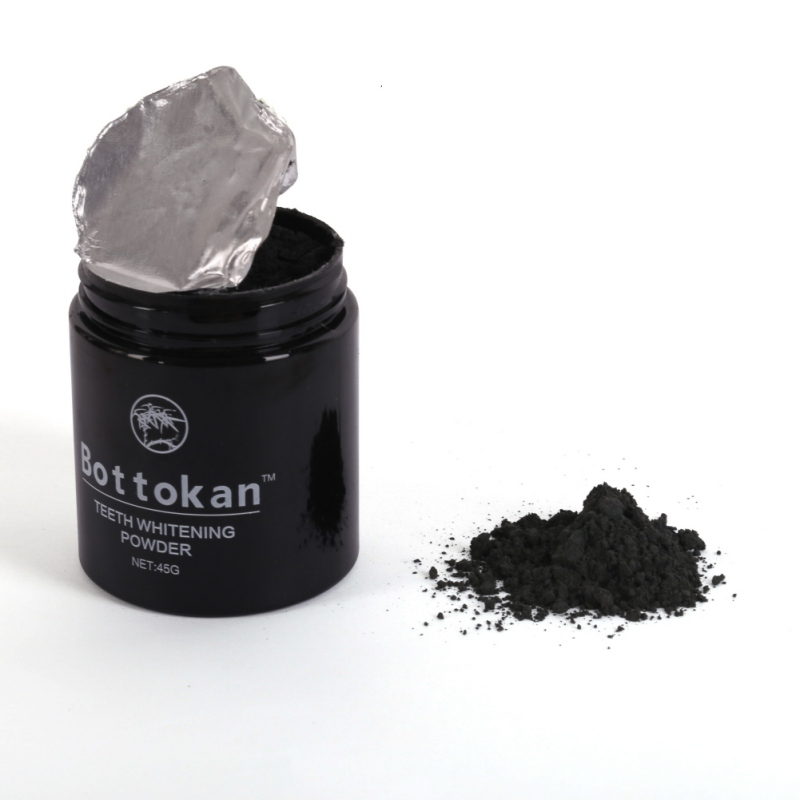 Fresh Picked Beauty Radiant Skin Activated Charcoal: Adults Natural Bamboo Organic Activated Charcoal Tooth