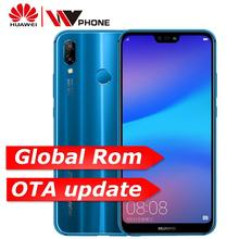 huawe p20 lite global rom Nova 3e Face ID Mobile Phone Octa