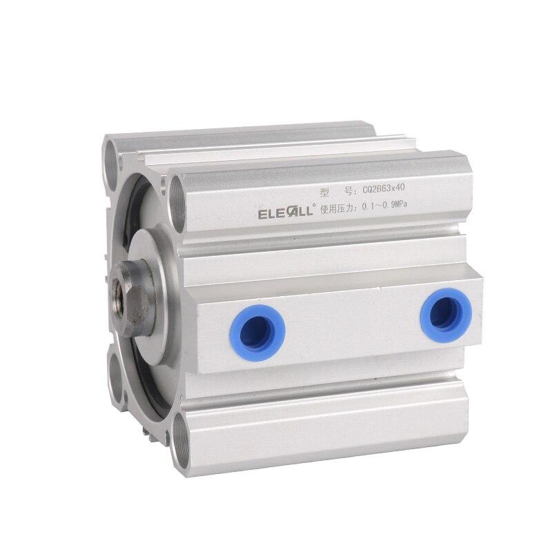 CQ2B63*40 Pneumatic Cylinder Standard 1/8 130~150mm подвесной светильник la lampada 130 l 130 8 40
