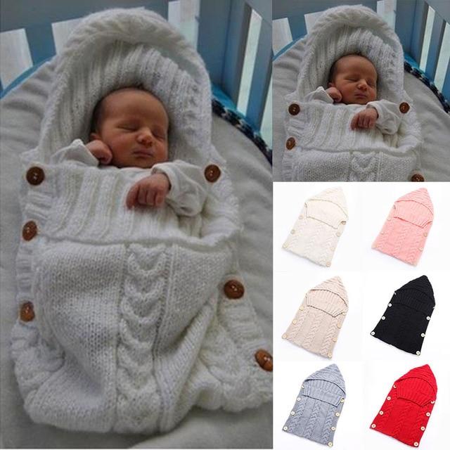 dbd1aed3aac6 Kids Baby Toddler Newborn Blanket Swaddle Sleeping Bag Sleep Sack ...