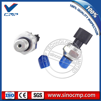 Excavadora 4436536 Sensor De Presión Para Hitachi ZAXIS130K-3 ZAXIS130LCN-3 ZAXIS135US-3