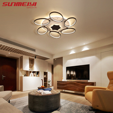 Dimmable Modern LED Ceiling Lights For Living room Bedroom Home Lighting Kids room Ceiling Lamp Surface Mount tavan aydinlatma стоимость