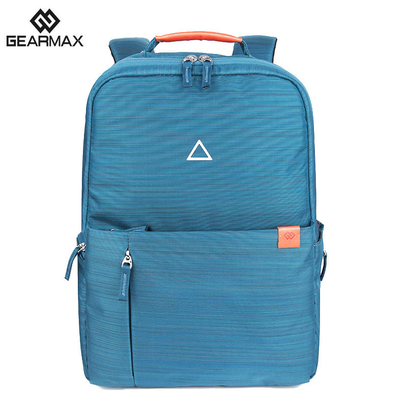 Gearmax Laptop Backpack 13 14 15.4 Inch Water-resistance Nylon Mens Backpacks+Free Keyboard Cover for MacBook Women Backpack