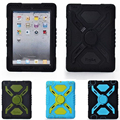 """Ultrathin silicon protective Case for iPad Air 2 9.7"""" Stand Function Cover for iPad 6  New Arriva free shipping"""