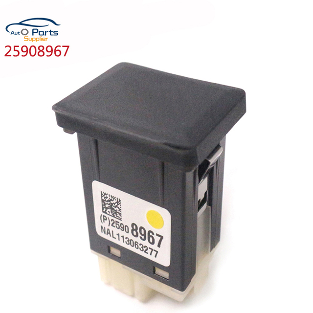 اكسسوارات السيارات 25908967 يصلح لجي إم سي بويك شيفروليه وحدة التحكم المركزية الجديدة Aux/منفذ USB