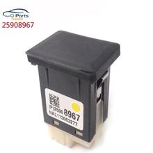 Accesorios para coche compatible con GMC Buick Chevrolet, consola central, puerto Aux/USB, novedad de 25908967