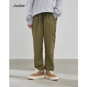 Image 2 - SODAWATER Men Jogger Streetwear 2019 Autumn Winter Loose Baggy Pants Men Hip Hop Casual Solid Color Trousers Track Pants 93353W