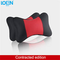 2016 New Car Vehicle Seat Covers Head Neck Rest Cushion Pillow Headrest Pad In The Car