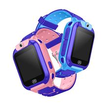 Children's Smart Watch SOS Alarm Waterproof Remote Positioning Take Picture Call Smart Children's Phone Watch Wholesale цена 2017