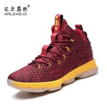 new arrivals a79bb bf7e5 Nouvelles chaussures de Basket-ball pour hommes chaussures de Sport  confortables amorti femmes chaussures de Sport en plein air .