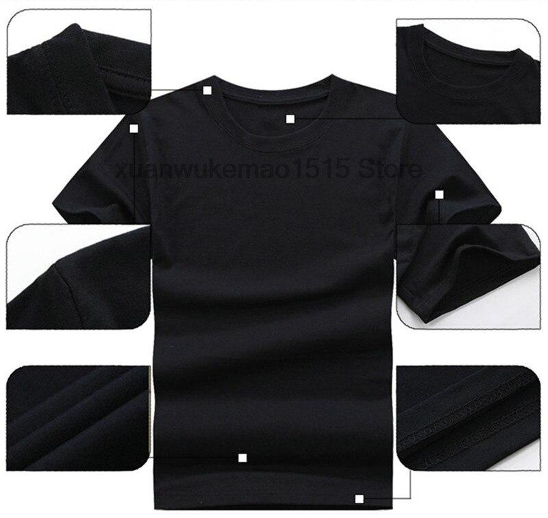Возьмите из 100% хлопка с круглым вырезом Футболка с принтом Ба Гул Мопс Рождество футболка