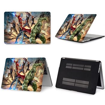 Iron Man Case for MacBook 1