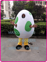 Пасхальное яйцо костюм талисмана Модный на заказ костюм Аниме Косплей Набор Маскотте тема необычный праздничный наряд costume41409