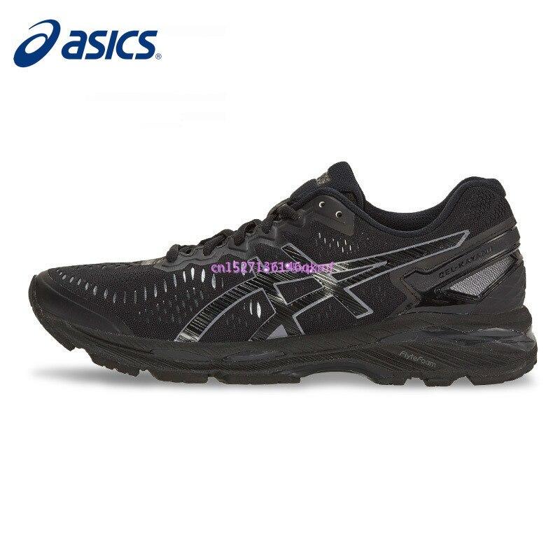 2019 ASICS Levensstijl GEL KAYANO 23 mannen Stabiliteit Loopschoenen ASICS Sportschoenen Sneakers Outdoor Walkng Jogging maat 40.5 45