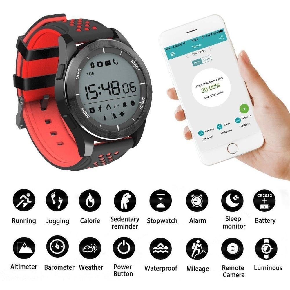 Timethinker Bluetooth Smart Watch Men Smartwatch Reloj Inteligente Blood Pressure Heart Rate Monitor Waterproof F3 Luminous g6 tactical smartwatch