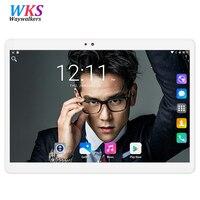 2018 WAYWALKERS Frete Grátis Android 7.0 9.6 polegada Tablet pc 10 Octa Núcleo 4 GB RAM 32 GB 64 GB ROM 1280X800 IPS 5MP Tablets