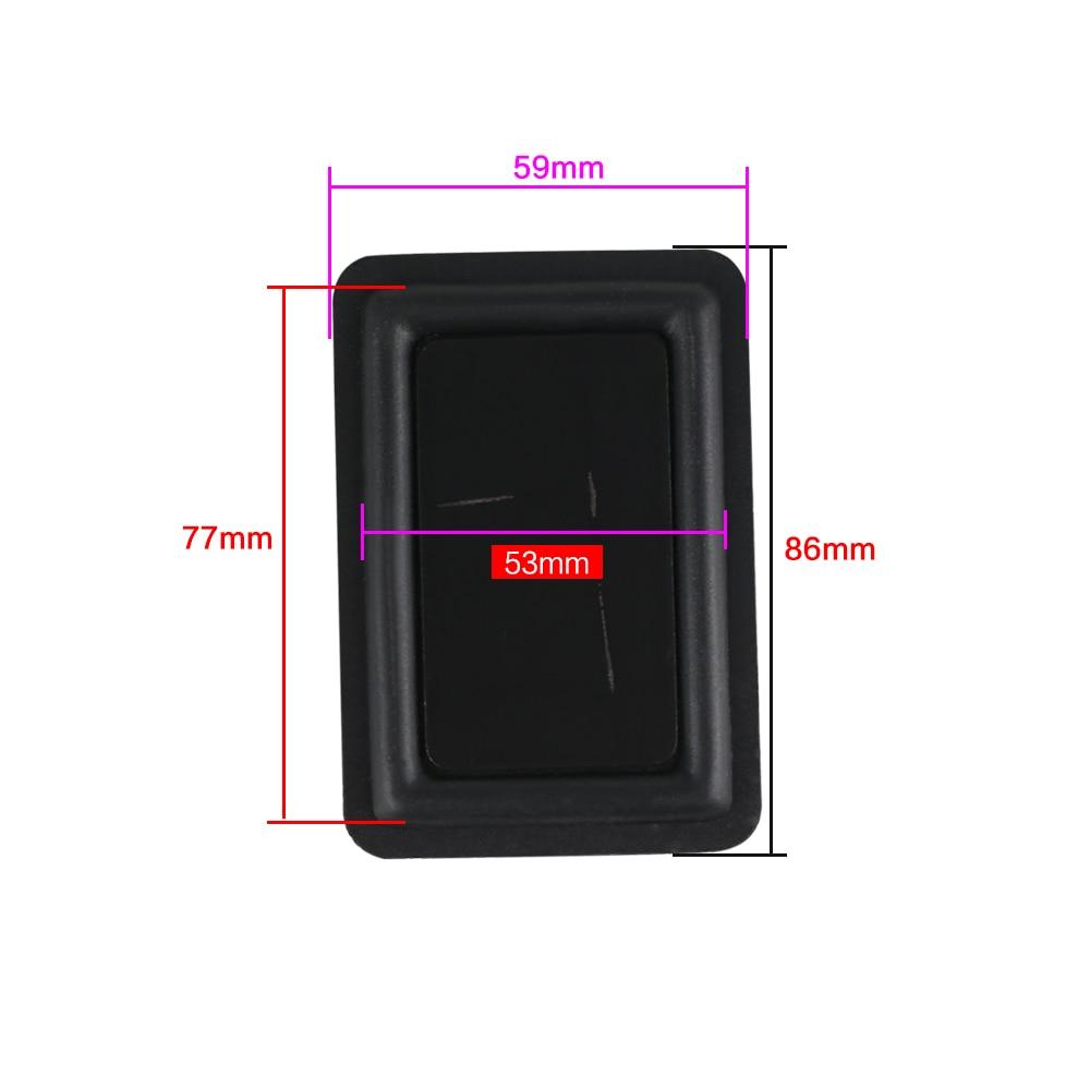 GHXAMP Passiv Radiator Dinamikini tövsiyə edin 86 * 59mm Bass - Portativ audio və video - Fotoqrafiya 2