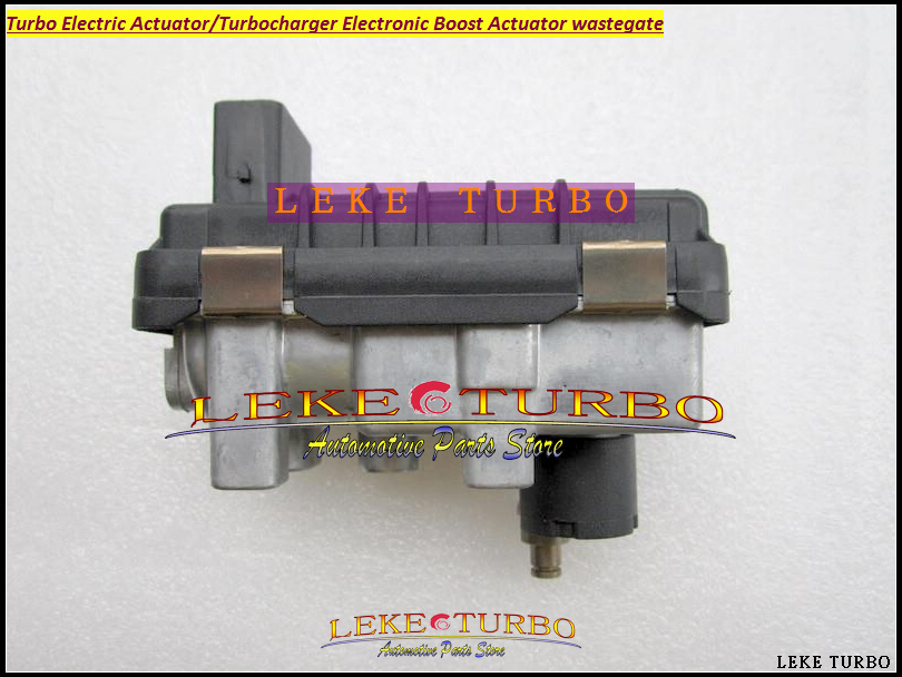 Turbo Electric Actuator G-52 G-052 G52 761963 6NW009483 6NW-009-483 6NW 009 483 Turbocharger Electronic Boost Actuator wastegate