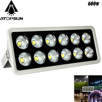 1PCS COB 200W 300W 400W 500W 600W Led Flood Lights LED Spotlight Induction Floodlight Outdoor Waterproof