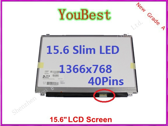 New Replacement LCD Panel For ASUS X553M LCD Screen 15.6 1366X768 Slim HD