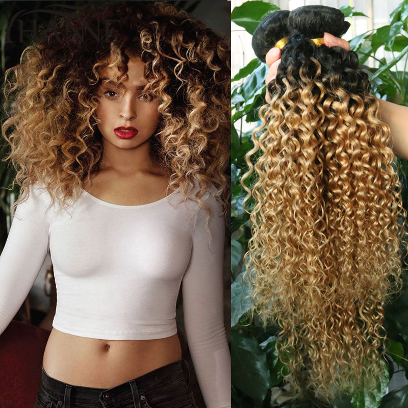 Two Tone Hair Color Curly Hair
