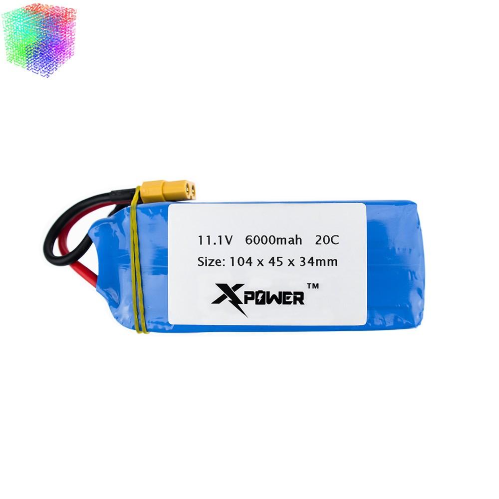 XK X380 lipo battery (4)