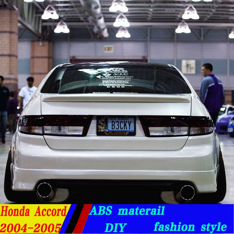Honda Accord Lip Spoiler 2004 2005 Model
