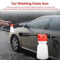 900mL Car Auto Washing Foam Gun Snow Foam Lance Water Soap Shampoo Sprayer Water Gun Deep Clean Washing Tornado Cleaning Tool
